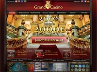 21 grand casino accueil