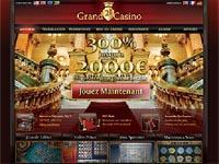 21 grand casino accueil